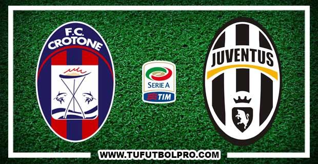 Ver Crotone vs Juventus EN VIVO Por Internet Hoy 8 de Febrero 2017