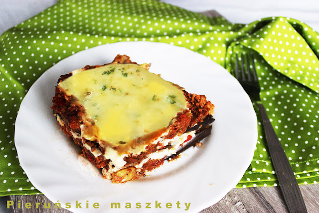 lasagne bez makaronu