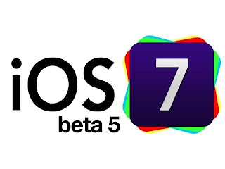 IOS7 beta 5