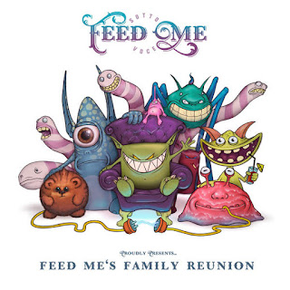 Feed Me - Feed Me's Family Reunion (2016) - Album Download, Itunes Cover, Official Cover, Album CD Cover Art, Tracklist
