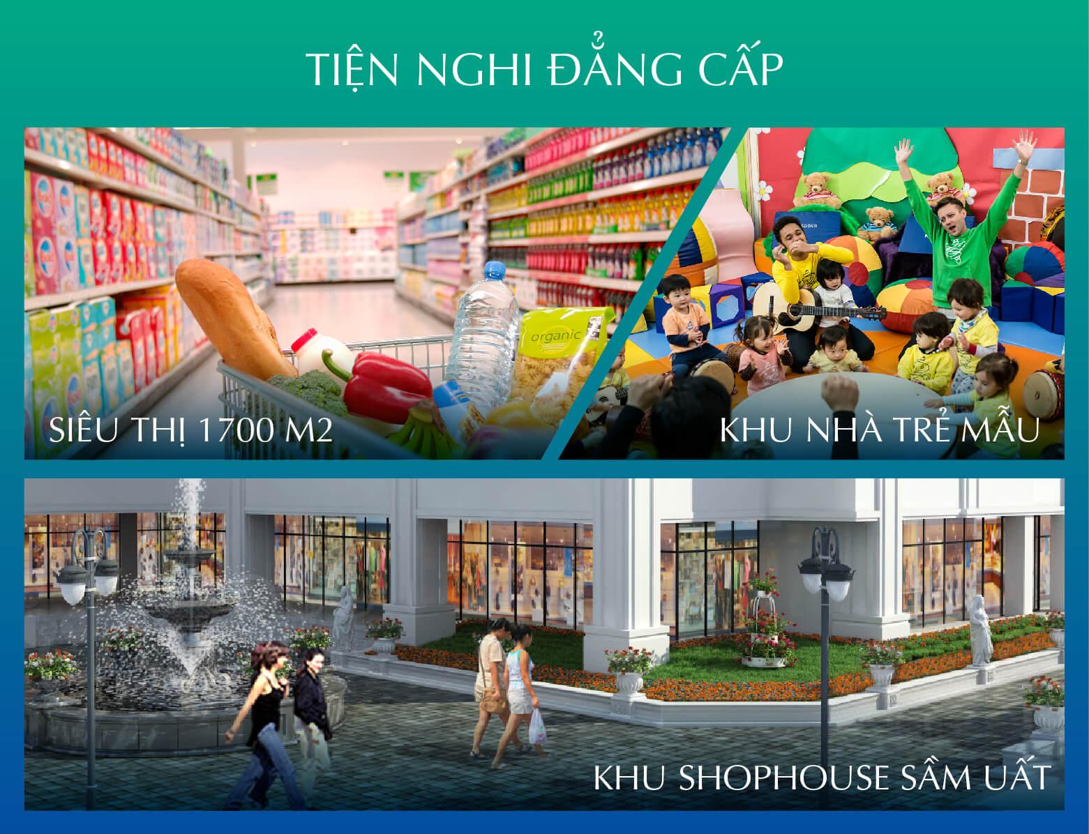 Tiện ích chung cư Thanh Xuân Complex
