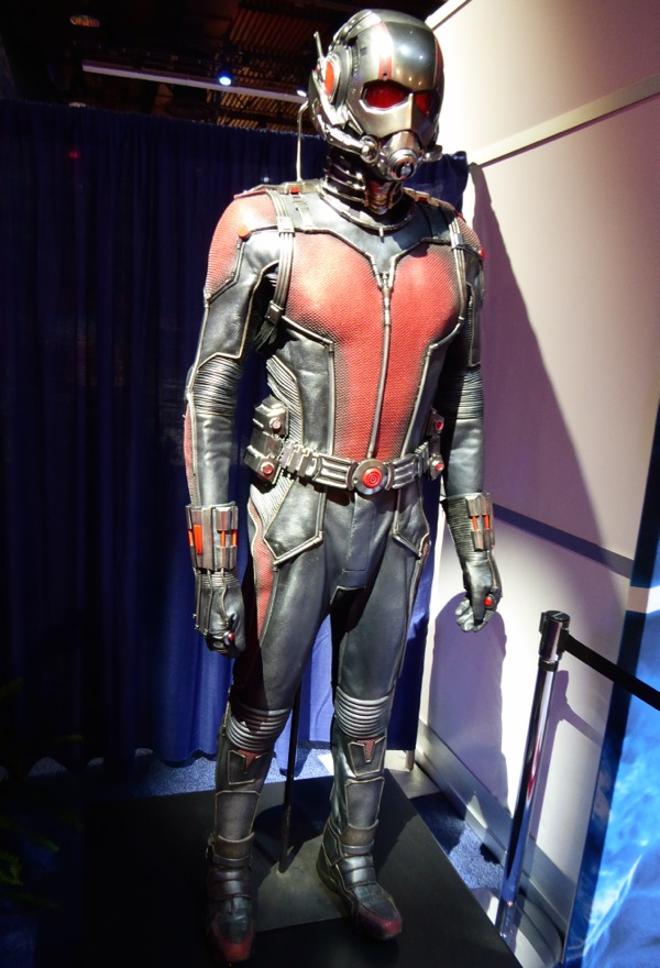 Hollywood Movie Costumes and Props AntMan film costume