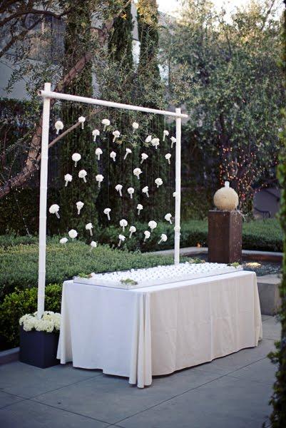 Jl Designs A Modern Succulent Wedding The Luxe Hotel