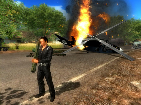 Just Cause 1 Download Free PC Game Gameplay