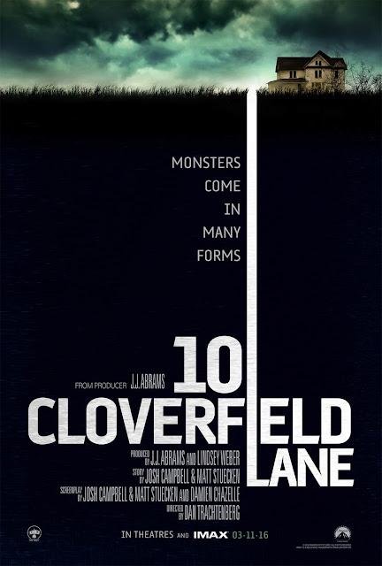 10 Cloverfield Lane (2016) ταινιες online seires xrysoi greek subs