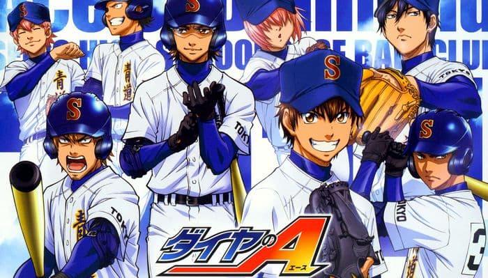جميع حلقات انمي Diamond no Ace S1 الموسم الأول مترجم على عدة سرفرات للتحميل والمشاهدة المباشرة أون لاين جودة عالية HD