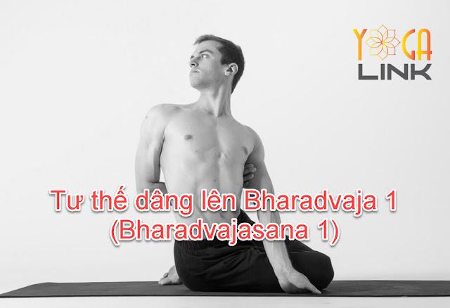 Mỗi ngày một tư thế Yoga || 51 Tư thế dâng lên Bharadvaja 1