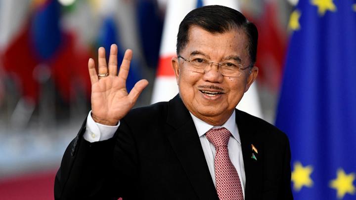 Lahan Prabowo di Kalimantan, JK: Saya yang Kasih Itu