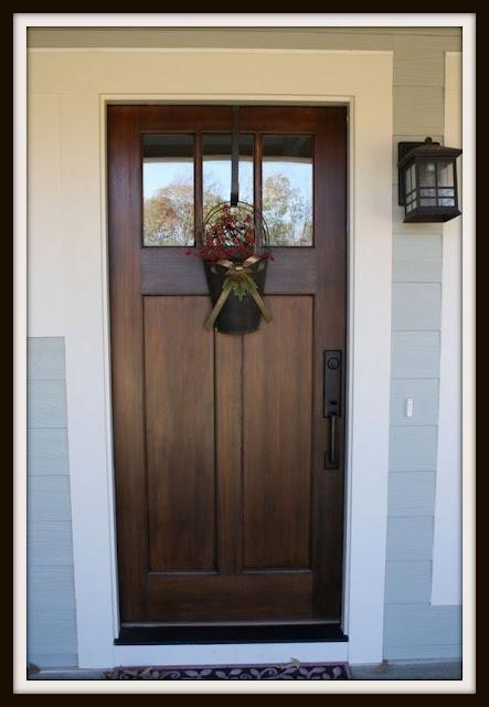 The Vintage Chateau Door Decisions