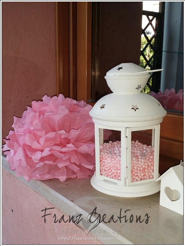 Franz-Blog: Camilla compie 6 anni: Pink, gold and Stars Party!