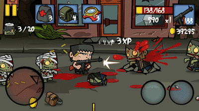 Download Zombie Age APK Mod v 2 1.2.2