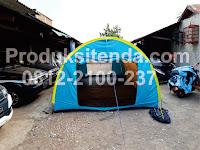 harga tenda dome lorong murah bandung