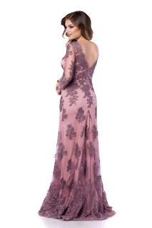 rochie-de-seara-lunga-din-dantela-aplicata-manual-cu-cupe-si-corset-lila-faith-2