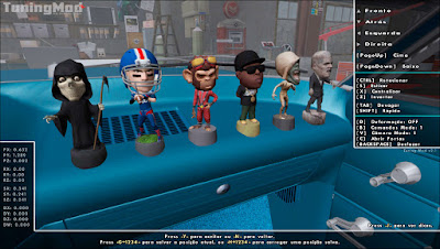 gta v online bobbleheads for gta sa lowriders dlc