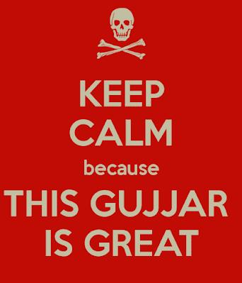 gurjar attitude status shayari in hindi