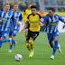 Líder BVB cede empate ao Hertha em casa e vê diminuir distância para Bayern, que venceu fora