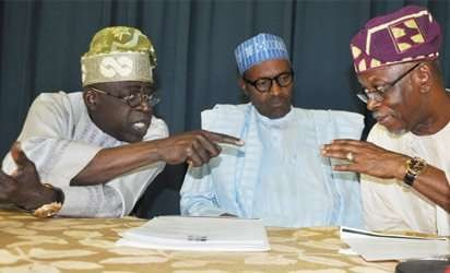 Tinubu, Oyegun Face Off UNSETTLES Buhari ...Tambuwal Assigned To Mediate
