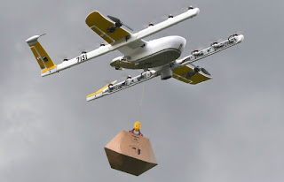 Delivery Service by Drones to Begin in Australia