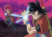Dragon Ball Heroes Goku Puzzle