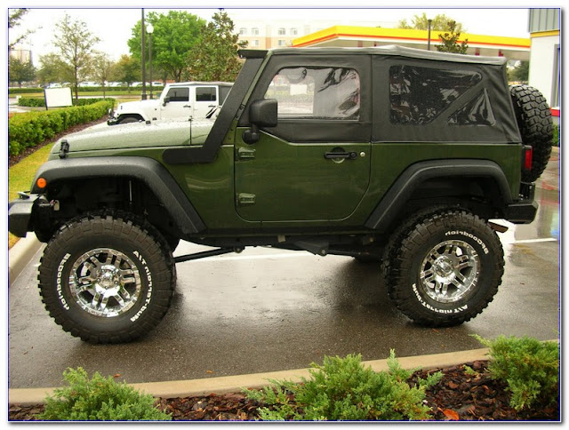 Best Jeep Soft Top TINTED WINDOWS Pictures