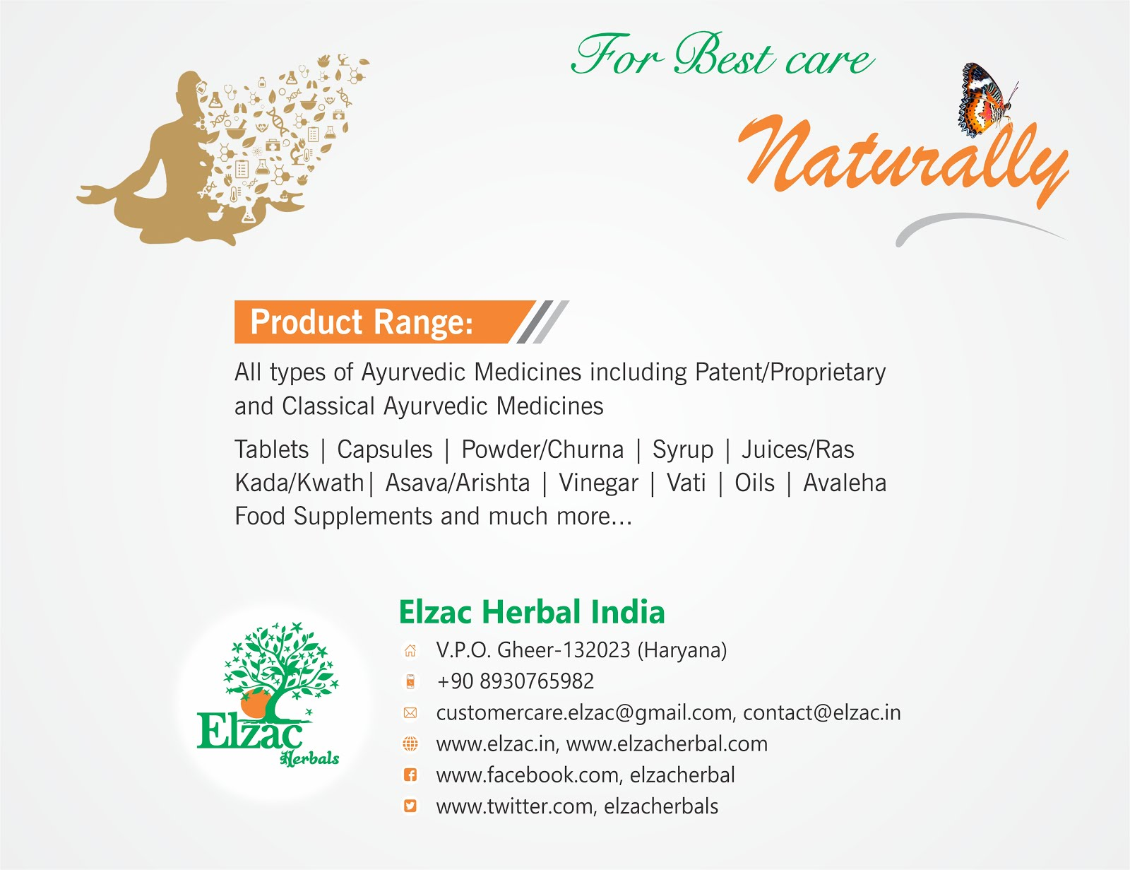 Best Ayurvedic Company in India