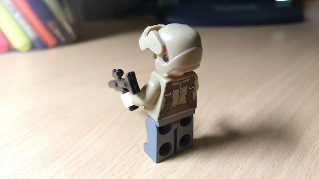 Повстанец фигурка лего купить