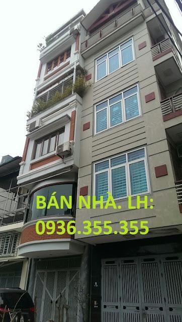 Bán nhà ngõ phố Lê Văn Thiêm, Nhân Chính