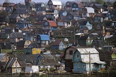 Дачные поселки фото