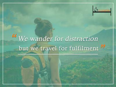 Travel for fulfilment