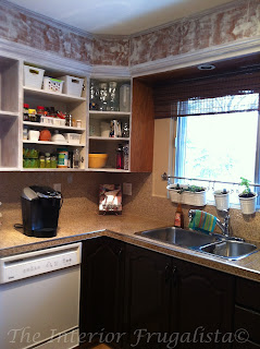 The Kitchen Is Finally Finished A Kitchen Makeover On A