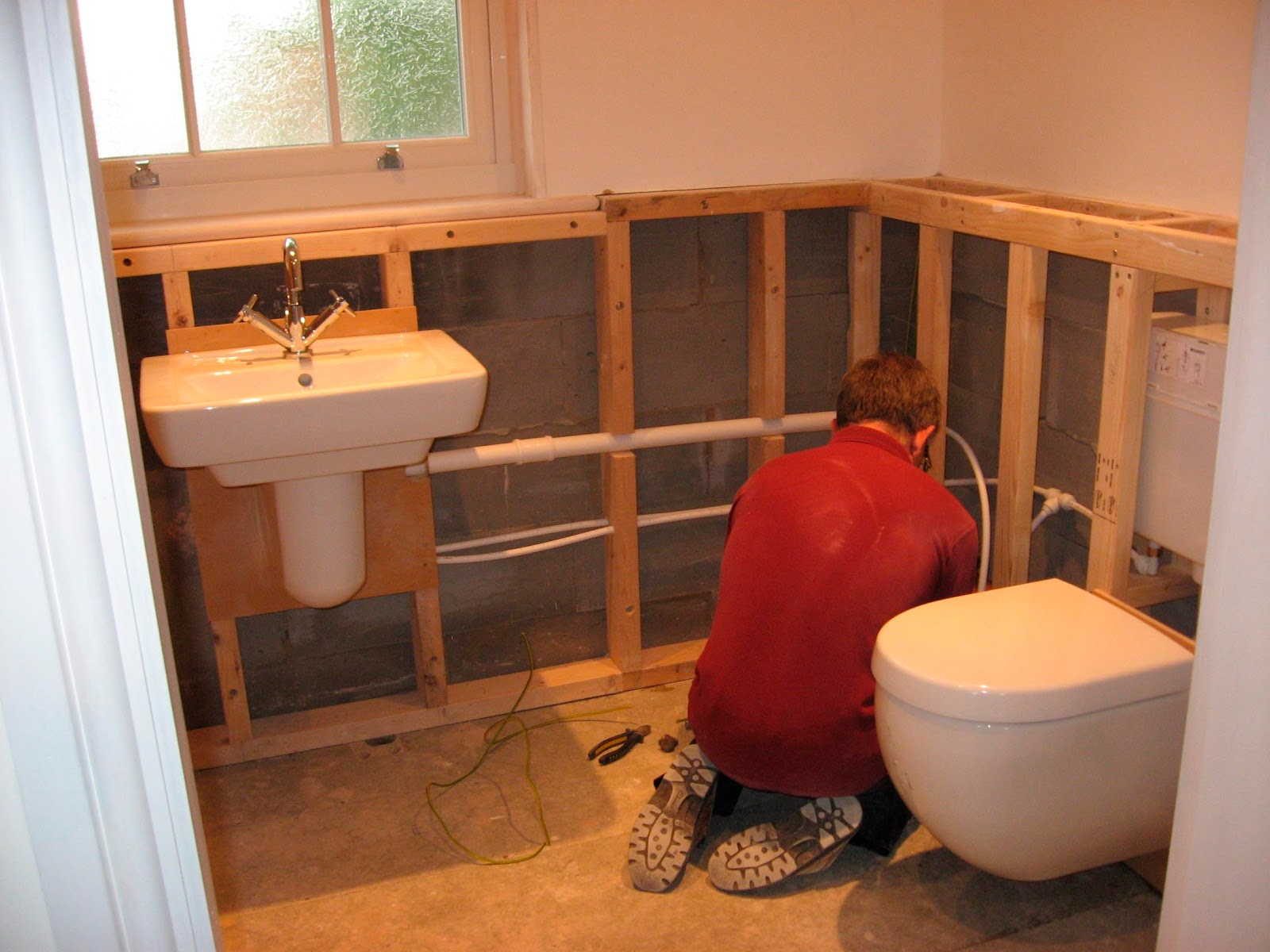 The Real Self Build Blog: December 2011