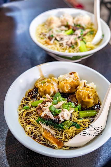 高佬冰室云吞面和港式餐点 Gou Lou Wan Thun Mee Hong Kong Style @ Lebuh Carnavon,