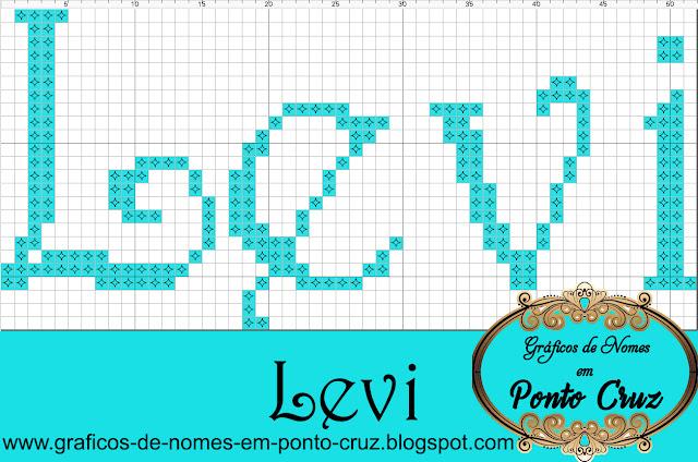 Nome Levi em Ponto Cruz