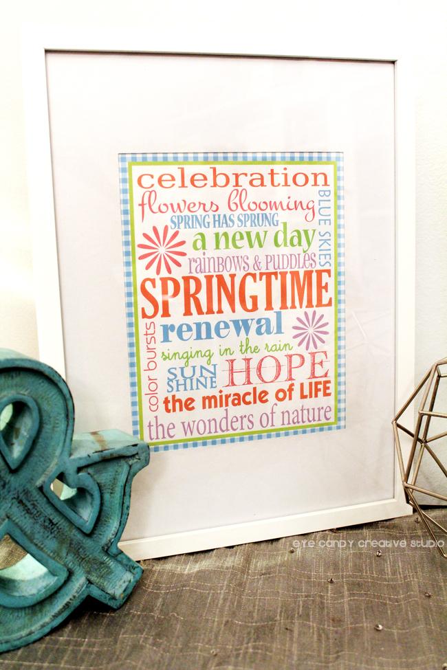 free spring art, spring subway art, springtime, spring has sprung