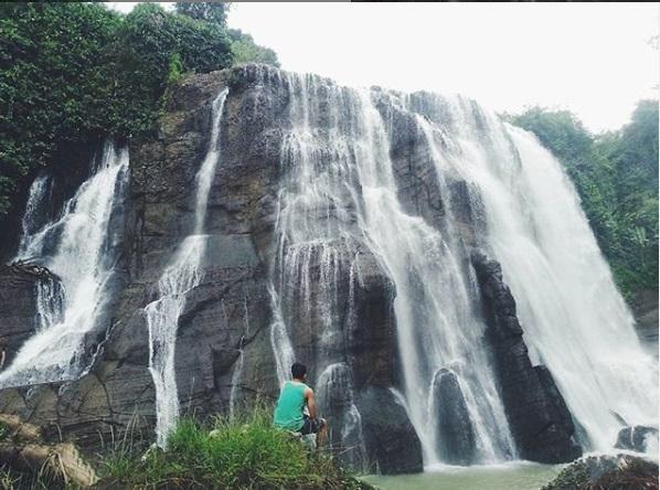 Curug Caweni, Curug Legenda Mistis di Sukabumi