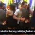 """""""May ibang kinakalikot habang nakikipaghalikan sa girlfriend"""" A Guy Who Is Touching Another Girl While Making Out With His GF In A Bar!"""