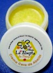 Crema de cera de abeja - Derivado de la abeja