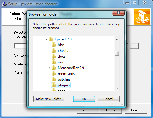 How to use pec in epsxe