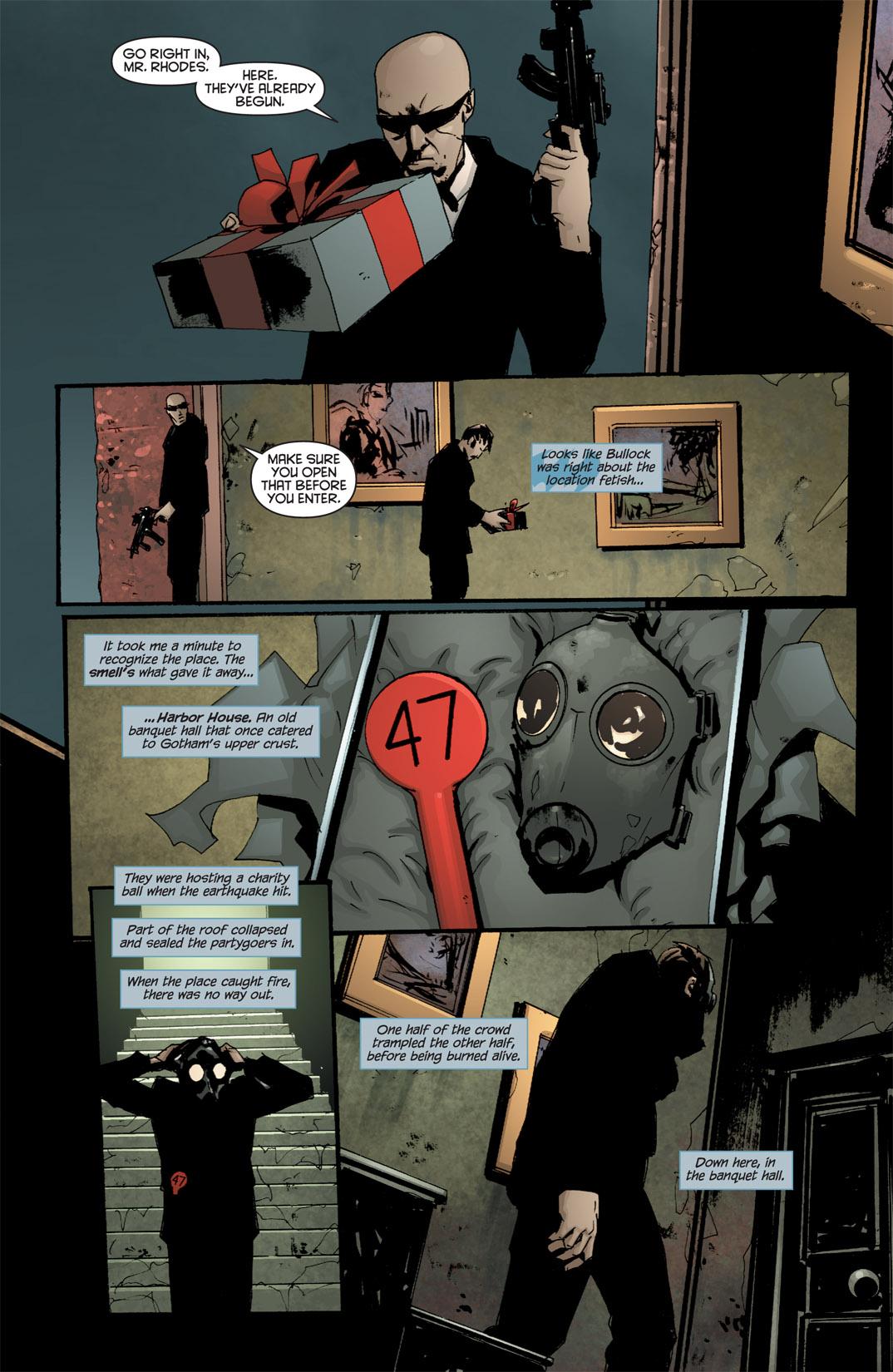 Detective Comics (1937) 872 Page 14