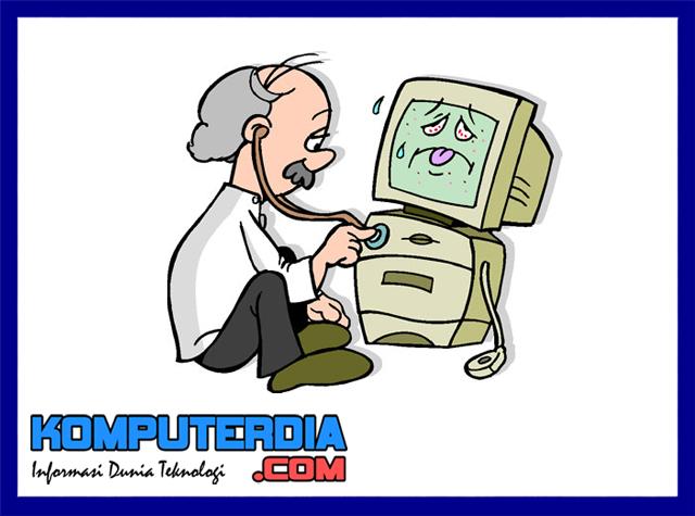 Penyebab Komputer atau Laptop Mati Sendiri dan Cara Mengatasinya