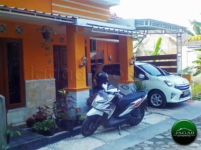 Rumah Full Perabot dalam Perumahan di Bangunjiwo