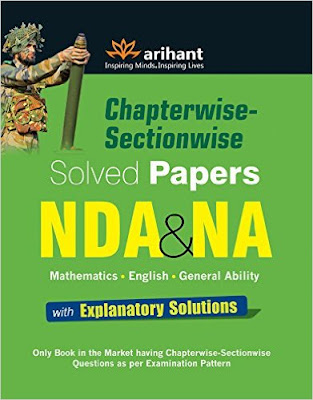 Download Free NDA & NA Solved Question Papers Book PDF