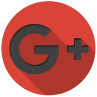 googleplus colorful button