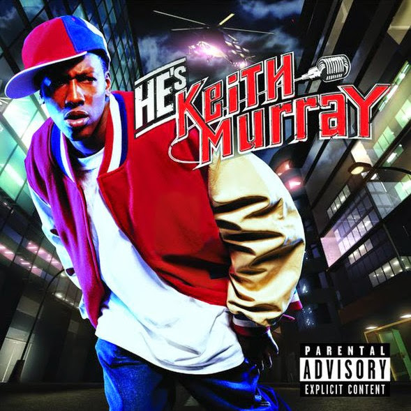 Keith Murray - He's Keith Murray Cover