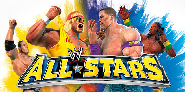 Download WWE All Stars Android psp iso+cso (UAS) Highly Compressed Game
