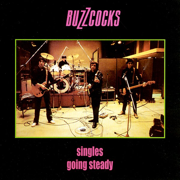 Complete singles anthology buzzcocks