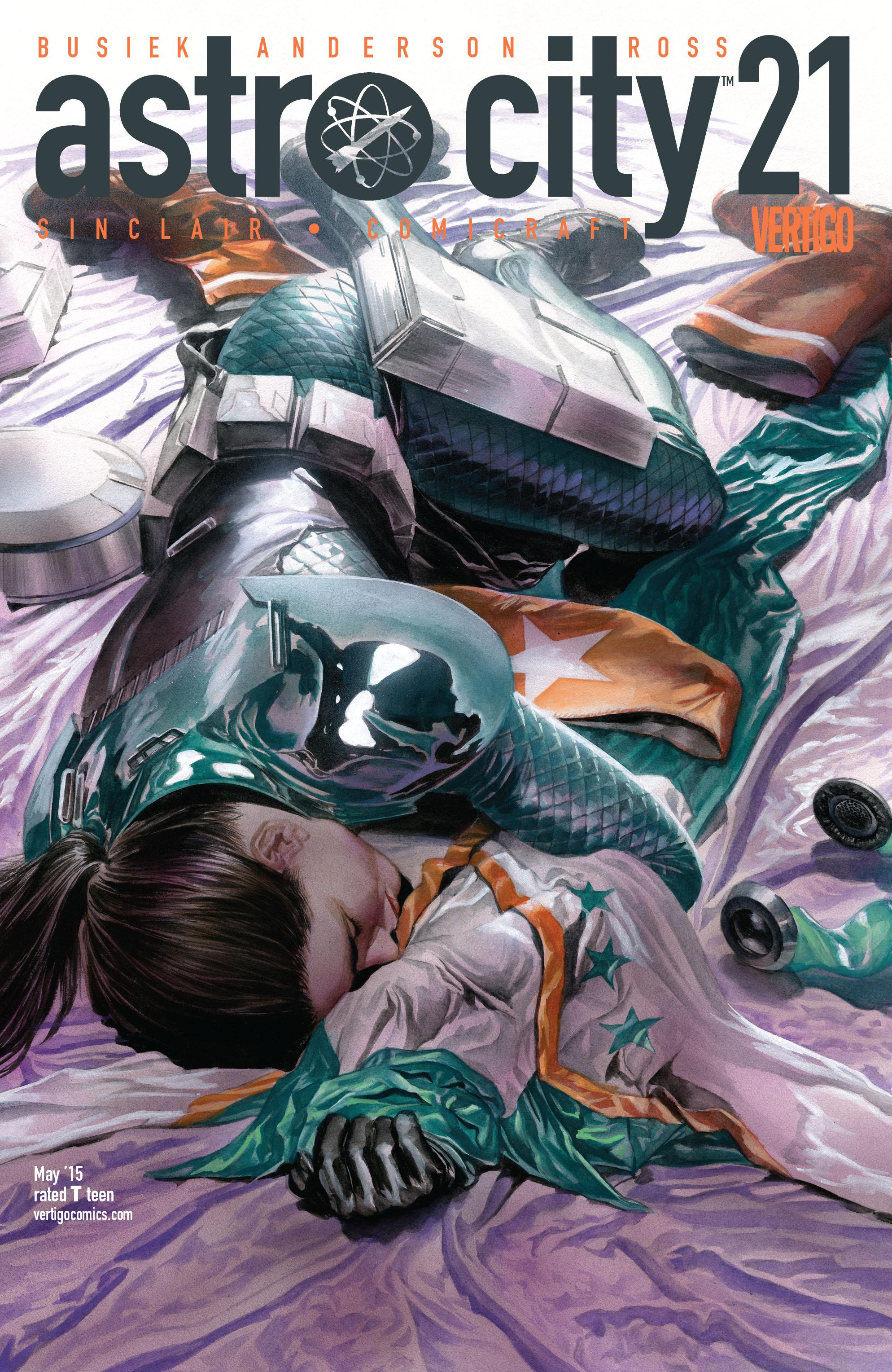 Read online Astro City comic -  Issue #21 - 1