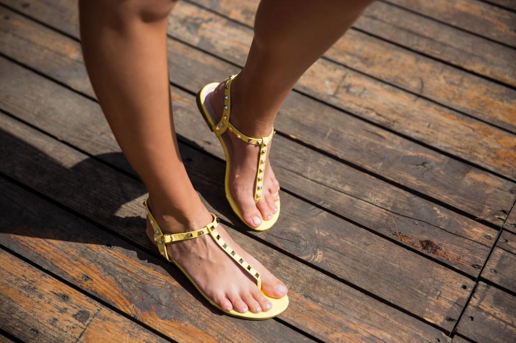 Sandale de vara fara toc lejere ieftine si frumoase la pret mic