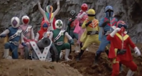 J.a.k.q. VS GoRanger The Movie
