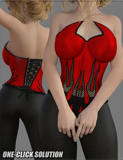 Sexy Skinz - Corsets